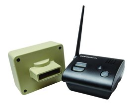 Chamberlain Group Chamberlain Security Wireless Motion Alert System, Bla... - $47.78