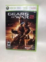 Gears of War 2 (Microsoft Xbox 360, 2008) Xbox One - $11.37