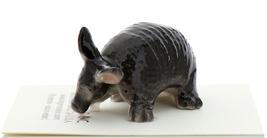 Hagen-Renaker Miniature Ceramic Figurine Texas Armadillo image 2