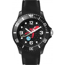 Tintin Moon Rocket watch Large 82237 Official Moulinsart product