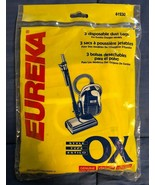 Package of Eureka Style OX Vacuum Bags - New Old Stock - 61230 - $4.00