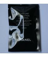 CHANEL Le Volume Revolution de Chanel 3D Printed Brush Mascara Black Noir Sample - $7.99