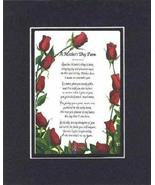Touching and Heartfelt Poem for Mothers - [A Mother's Day Poem ] on 11 x... - $16.33
