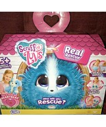 Scruff Luvs Real Rescue Electronic Pet 35 Sounds Reactions - $35.00