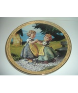 Hummel Goebel Plate Sisters Through The Dance of Life - $14.24