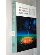 1991 Metalship Science Complément Remplacement Livre Relié Grolier - $17.54