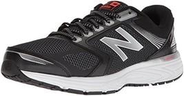 New Balance Men's 560v7 Cushioning Running Shoe, Black, 15 D US - $75.43