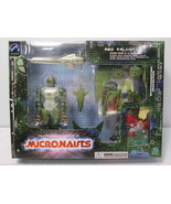 Micronauts Red Falcon (Green Version) Retro Series - Palisades 2003 FS C... - $47.40