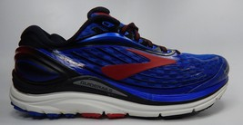 Brooks Transcend 4 Running Shoes Men's Size US  8 M (D) EU 41 Blue 1102491D414