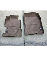 WeatherTech FloorLiner for Honda Civic Sedan - 2006-2011 - 1st Row - Brown - $70.20