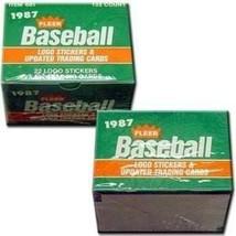 1987 Fleer Update Baseball Factory Set - $13.26