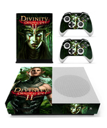 Divinity Original Sin 2 xbox one S console and 2 controllers - $15.00