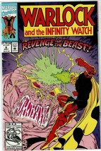 WARLOCK AND THE INFINITY WATCH (1992 Series) 6 7 8 9 10 11 12 - All Near... - $19.99