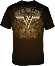 New EDDIE VAN HALEN ROCK AND ROLL LICENSED CONCERT BAND  T SHIRT LIVE NA... - $21.77+