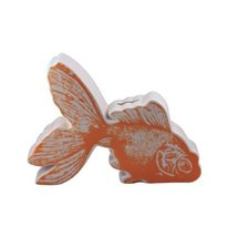 Pictorial Goldfish Coin Bank - $11.64