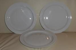 3 Rosenthal Studio-Line Fine Porcelain Salad Plates - $49.00