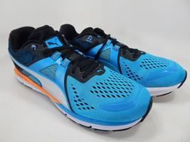 Puma Speed 600 Ignite Size US 11.5 M (D) EU 45 Men's Running Shoes Blue Orange