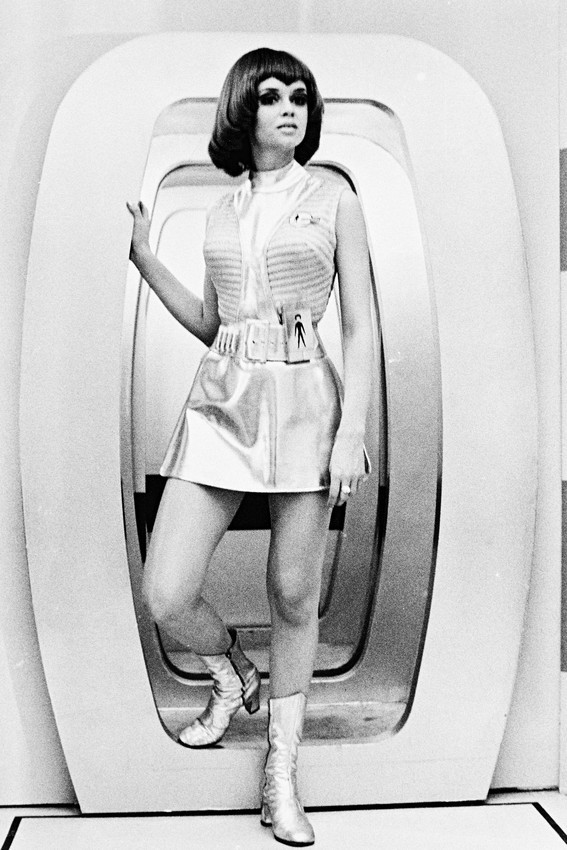 Primary image for UFO Gabrielle Drake 18x24 Poster