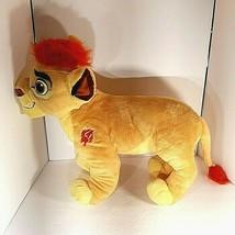 "Just Play Disney Kion 20"" Large Plush Lion Guard Stuffed Animal Toy Lion... - $24.95"