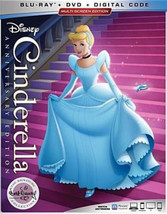 Disney Cinderella Signature Collection [Blu-ray + DVD + Digital]