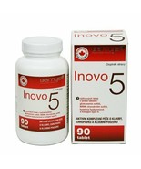 Barny´s Inovo 5 90 tbl for normal cartilage and bone function. 5 + 1 sub... - $42.03