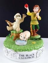 Disney Collection The Black Cauldron Musical Memories Music Box Figurine... - $39.59