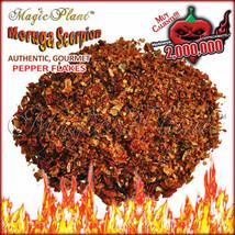 Trinidad Moruga Scorpion Flakes - Moruga Scorpion Peppers 8oz - $39.55