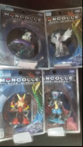 Pokemon Licensed Takara Tomy Moncolle 4 Piece figure Lot 9  Mega Gengar ... - $45.53