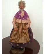 Santons Marinacci Florence French Woman Figurine Vintage Provence Doll F... - $58.41