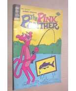 The Pink Panther No42 Gold Key Comics 1977 Cartoon Character Orig Owner - $6.99