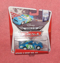 Disney Cars Spare O Mint NO.93. Brand New on card. - $13.85