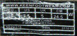 Keen Hush Maglia Mj Cnx Misura USA 7.5 M (B) Eu 38 Donna Mary Jane Shoes 1020378 image 5