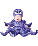 "Infant/Toddler ""Tiny Tentacles"" Octopus Costume Fits 18-24 Months/In Cha... - £39.83 GBP"
