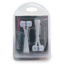 PETOSAN SONIC SILENT POWER TOOTHBRUSH REPLACEMENT HEADS 2 PACK - $15.99