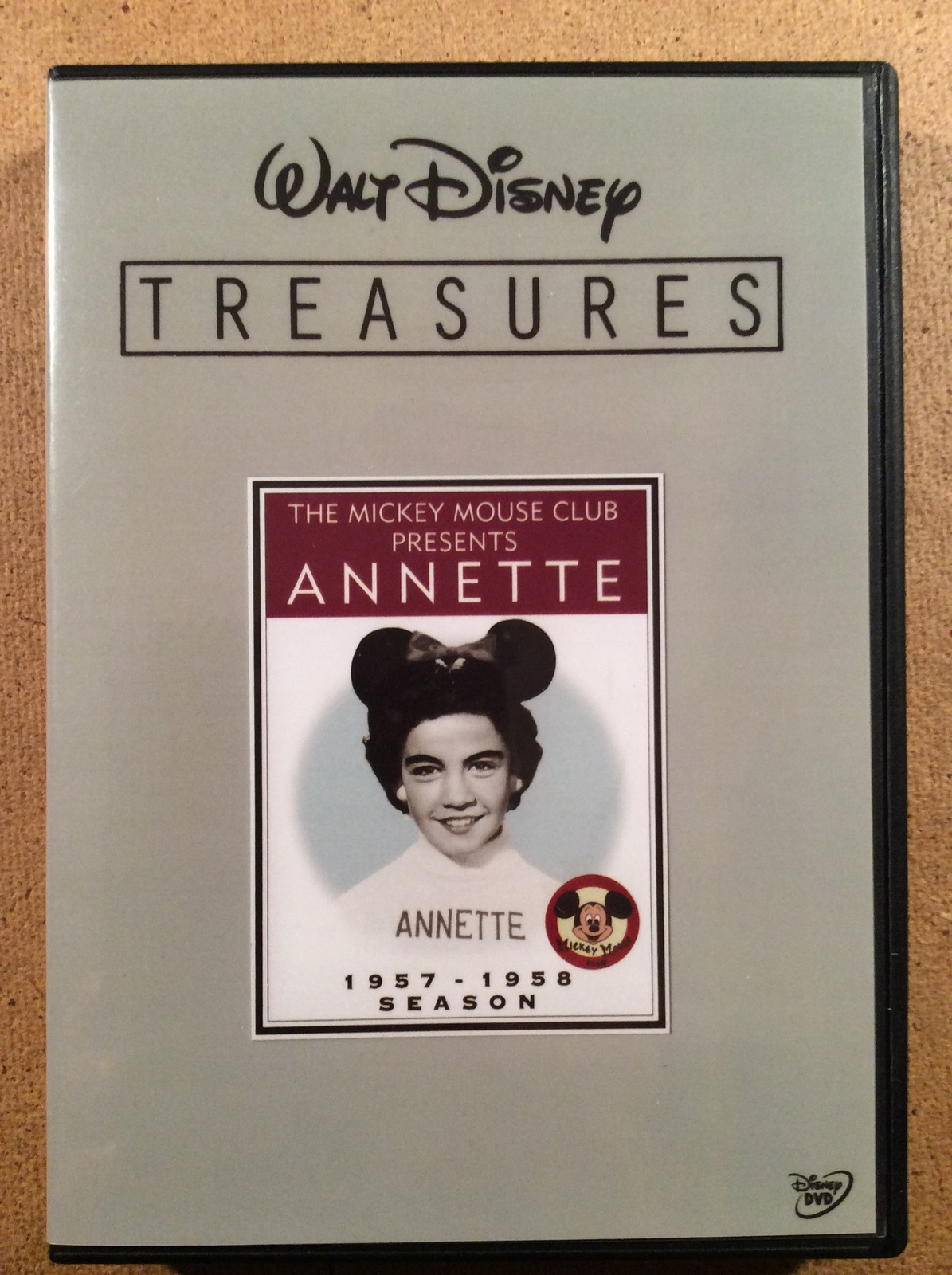 Disney : masterpiece, vhs, little
