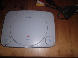 Playstation One/PS1 Mini/Slim System Only For Parts/Not Tested - $4.75