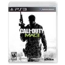 Refurbished Call Of Duty: Modern Warfare 3 PlayStation 3 With Manual And Case - $7.89