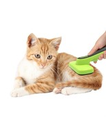 US, CN - Pet Dog Cat Hair Removal Brush Comb Puppy Kitten Grooming Tools... - $18.02