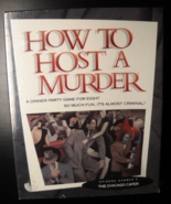 Decipher Inc Game 1996 How To Host A Murder The Chicago Caper Episode 9 ... - $12.99