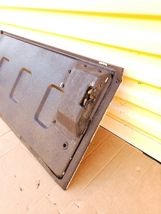 97-02 Jeep Wrangler TJ TailGate Tail Gate Rear Door Trunk FL NO RUST image 8