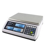 CAS S-2000 Jr Price Computing Scale with LCD Display 60 lbs - $335.91