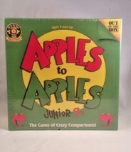 Apples To Apples Jr Junior Board Game Mattel 2005 (read description) - $12.19