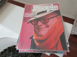 People Magazine , May 10 , 1976, Truman Capote , Mr. Kotter , Shirley Ma... - $24.75