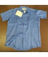 TOPPS SAFETY APPAREL EMT/POLICE MEN/WOMEN UNIFORM SHORT SLEEVES SHIRT 17... - $19.59