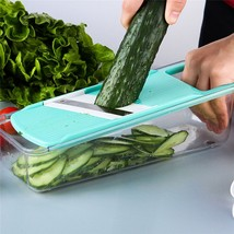 Mandoline Slicer Cut Vegetables Fruits Kitchen Accessory Cheese Grater G... - €23,84 EUR