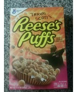 Travis Scott X Reeses Puffs Cereal 100% New Cactus Jack Limited Edition - $7.92