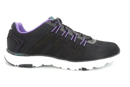 Abeo Pro System Advance Sneakers  Black/ Purp Women's Size 8.5 () - $80.00