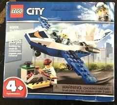 Lego Stadt Sky Polizei Jet Patrol Set (60206) Im Ruhestand! Nib - $22.98