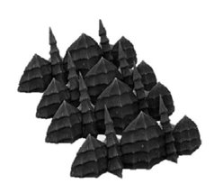 Micro Art 28mm Sci-Fi Terrain: Hive Fortification Set