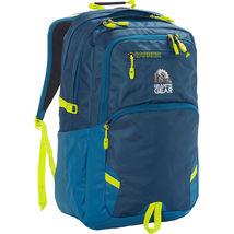 "Granite Gear Basalt/Bleumine Sawtooth 17"" Laptop School Campus Backpack Book Bag image 3"
